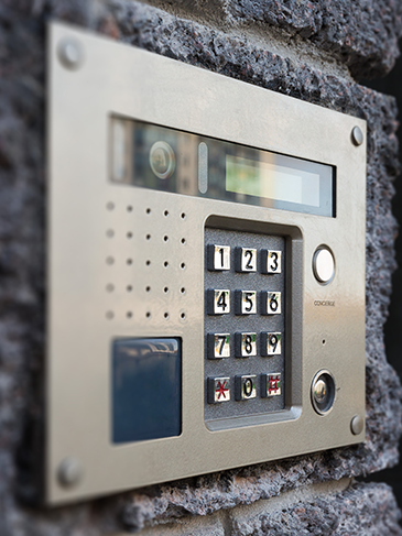 Commercial Alarm Keypad - Culver City, CA